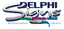 Web Design Client - Delphi Signs