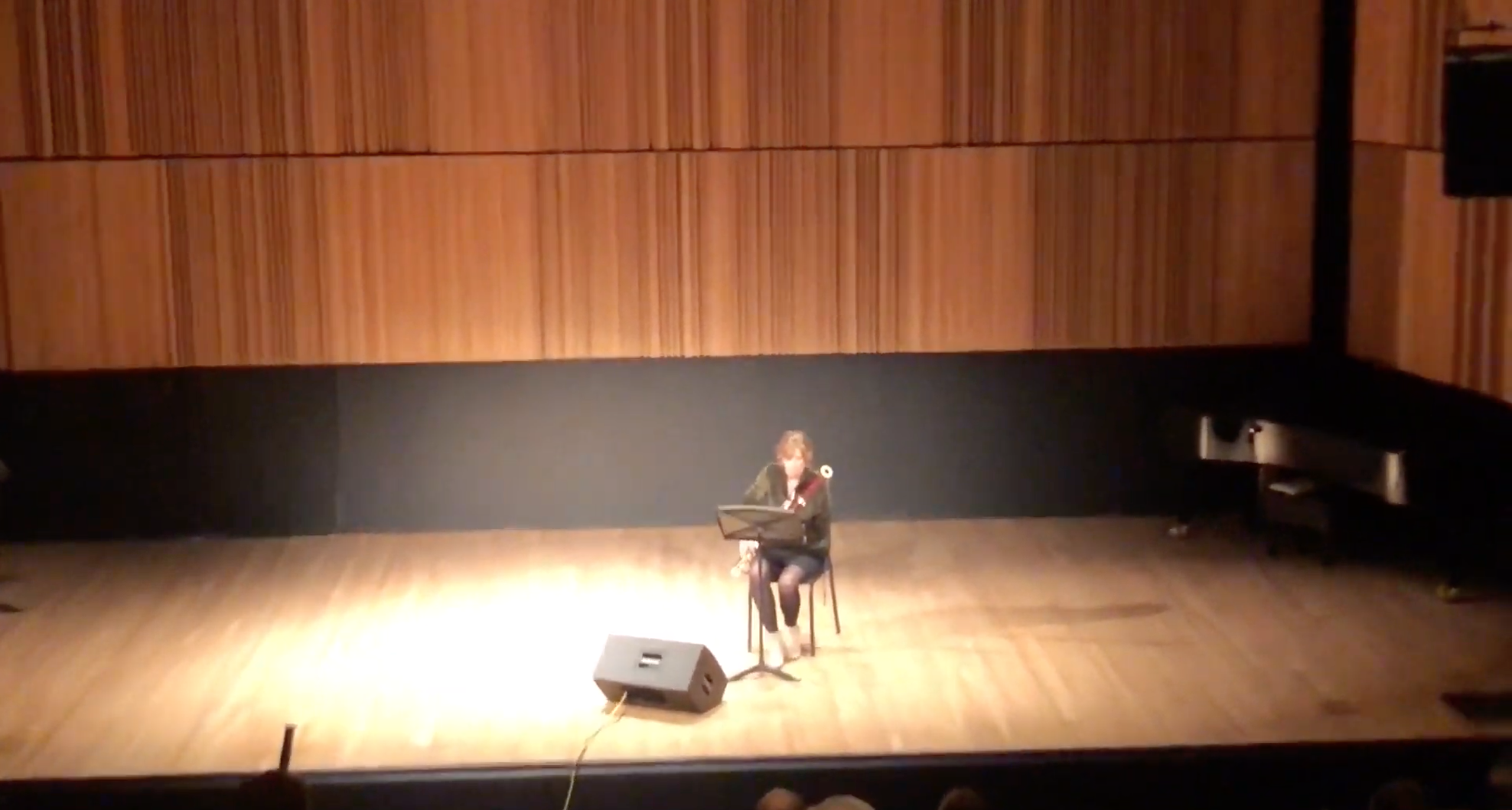 Kathleen McLean - Bassoonist and Pedagogue